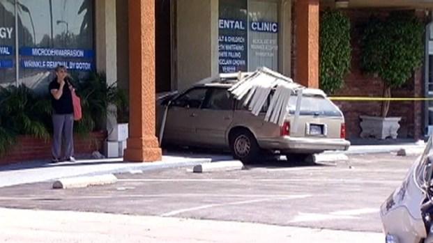 [LA] Conditions Upgraded in Reseda Crash