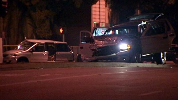 [LA] Family Members Killed in Christmas Night Crash in Pasadena