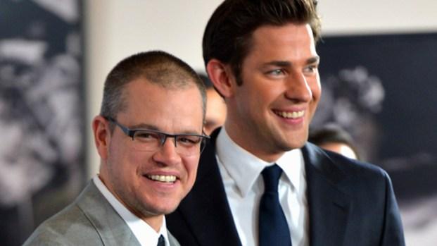 "[NBCAH] Matt Damon Finds the ""Promised Land"""
