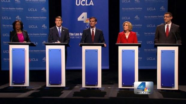 [LA] January 2013 Mayoral Debate: Transportation