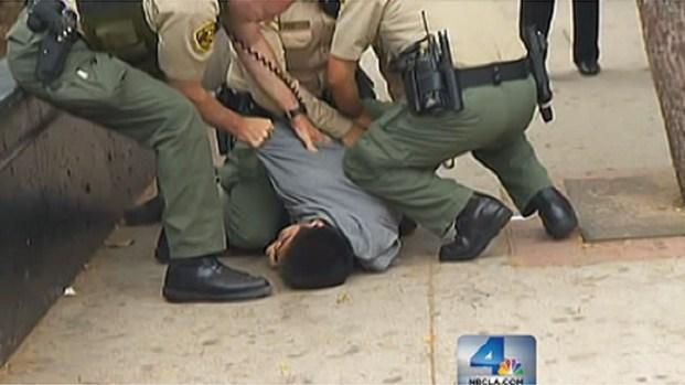 [LA] LA Sheriff's Department Opens Investigation Into Downtown LA Arrest