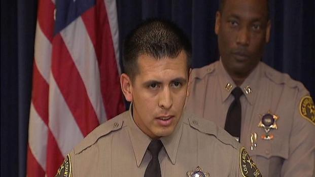 [LA] Deputy Recalls Being Shot at With AK-47