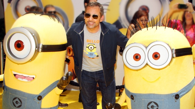 "[NATL] ""Despicable Me 2"" Stars Reflect On Their Animated Characters"