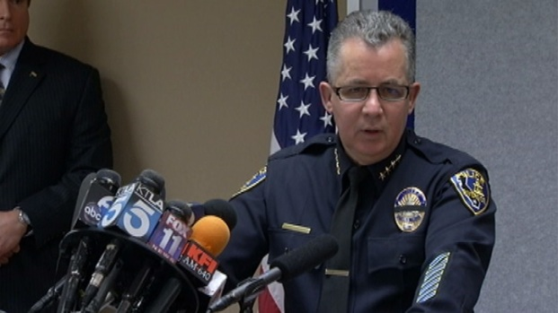 "[LA] Riverside Chief: Ex-LAPD Officer Rampage ""Bad Dream"""