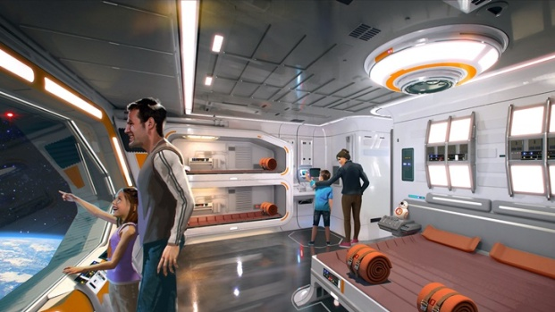 'Star Wars'-Inspired Resort to Land in Orlando