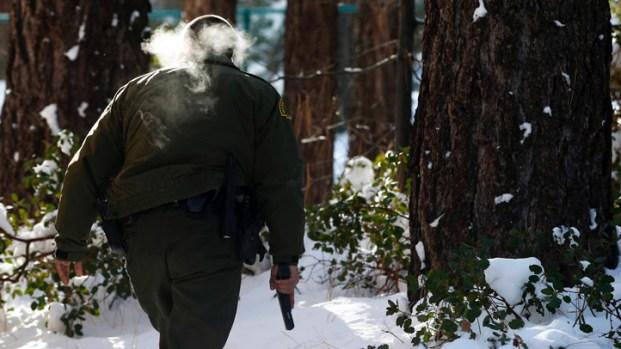 [LA] Request to Review Surveillance Video in Big Bear Dorner Search