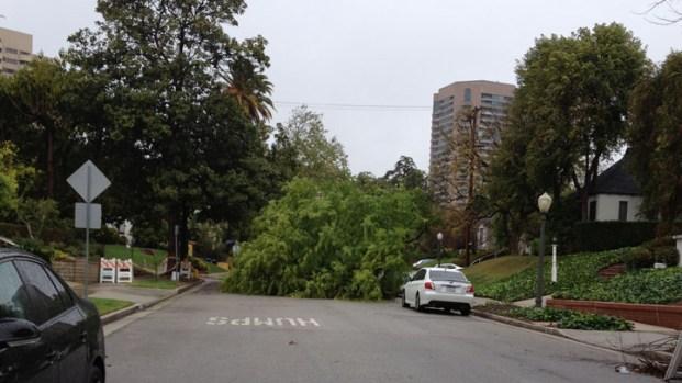 [LA] Weather for Saturday, March 17, 2012