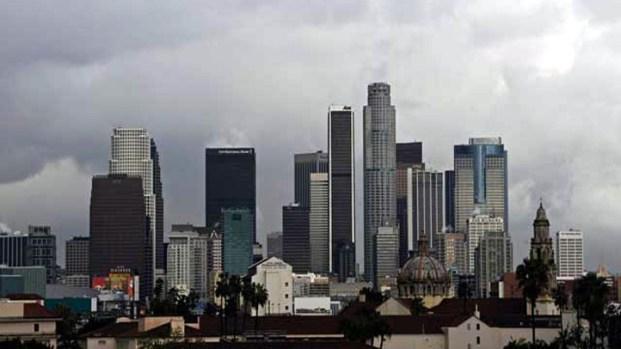 [LA] PM Forecast: More Rain on the Way