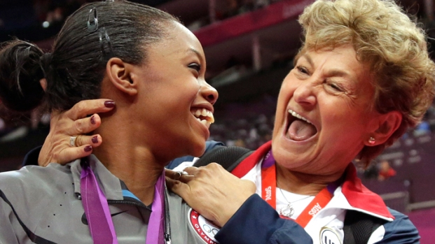 [LA] Team USA's Golden Girls Dominate Olympic Medal Count