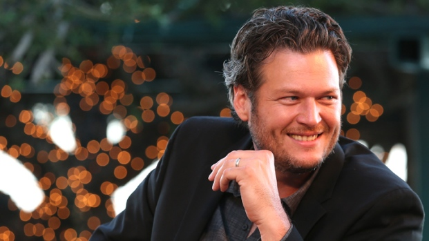 "[NATL] Blake Shelton Chats About ""The Voice"""