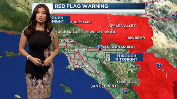 [LA] Weather Forecast: Tuesday, June 19, 2012