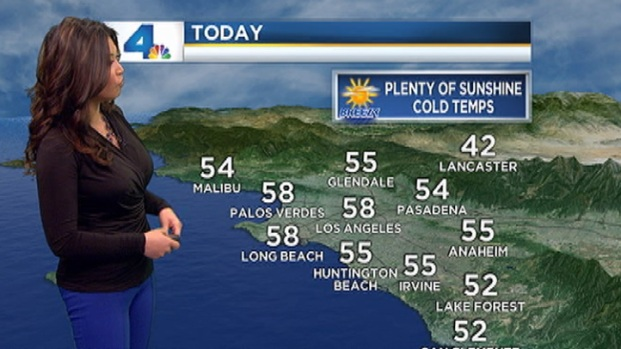 [LA] Weather Video: Friday Jan. 11, 2013