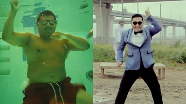 [LA] Gangnam Style: Lifeguards Fired After In-Pool Spoof