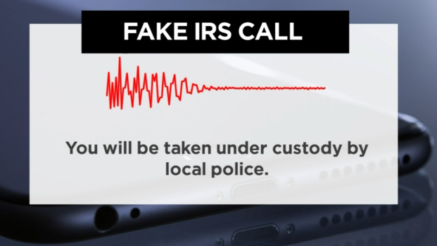 [LA] Fake IRS Robo Calls Targeting Californians