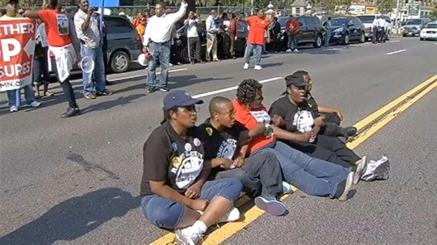 [DC] 5 Arrests at Fannie Mae Protest