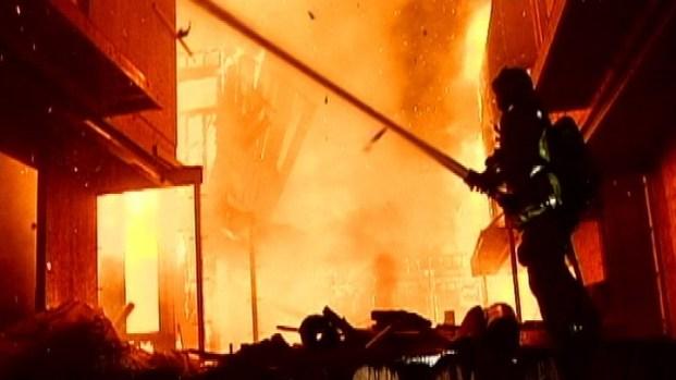 [LA] Mid-Day Update: Investigators Determine Blaze Was Arson