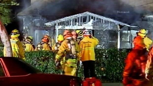 [LA] 19 Men Displaced After Fatal Pasadena House Fire