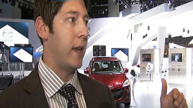 [LA] Auto Blogger Jeff Glucker Surveys the LA Auto Show
