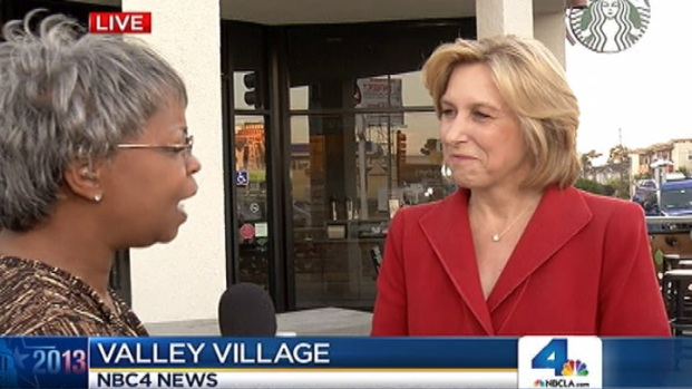 [LA] Greuel: People Are Ready to Vote In Mayoral Election
