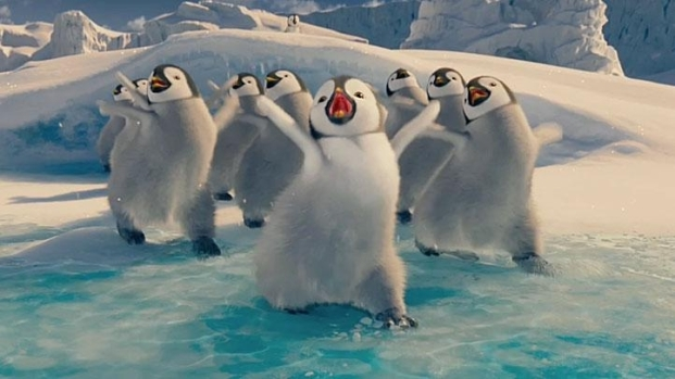 "[NATL] ""Happy Feet 2"""