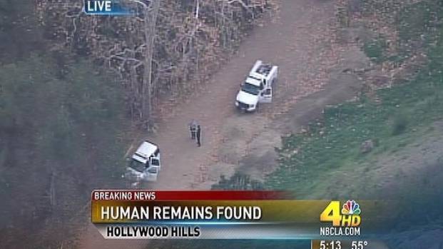 [LA] Human Remains Found in Hollywood Hills