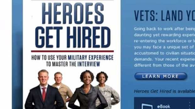 [LA] NBC E-Book Aims to Help Veterans Get Jobs