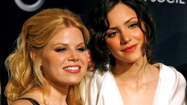 "[NBCAH] Katharine McPhee and Megan Hilty Transform on ""Smash"""