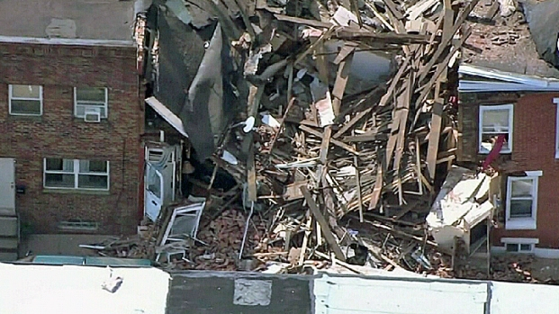 [PHI] Contractor in Critical After South Philly Home Explosion