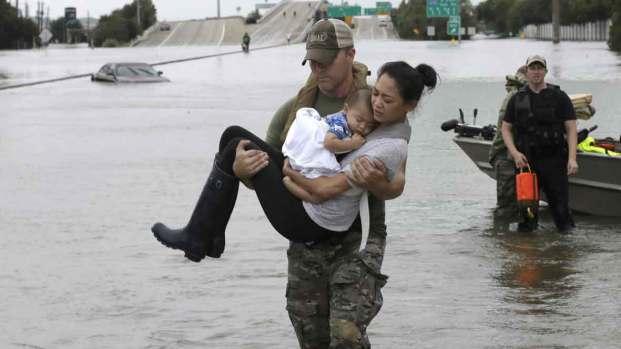 [NATL-DFW] Houston Braces for Even More Flooding Monday