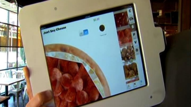 [LA] Who Needs a Waiter?  Order Your Dinner with an iPad