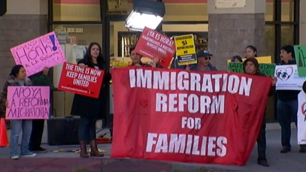 [LA] Van Nuys Rally For Immigration Reform