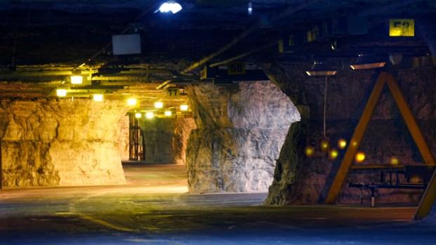 Kansas Survival Caves Survive