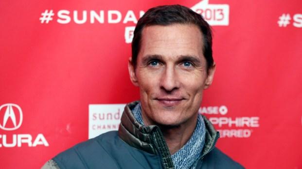 "[NBCAH] Matthew McConaughey on ""Mud"""