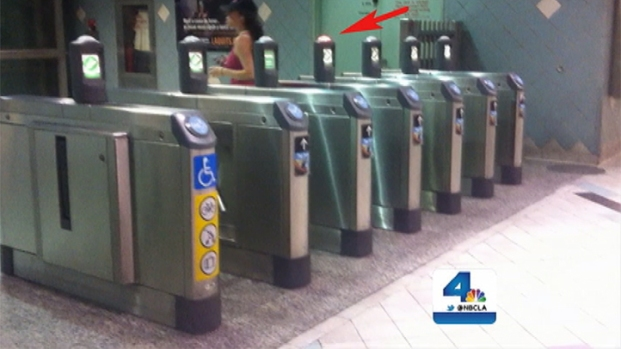 [LA] Fare Evaders Leave Bill for Taxpayers to Pick up