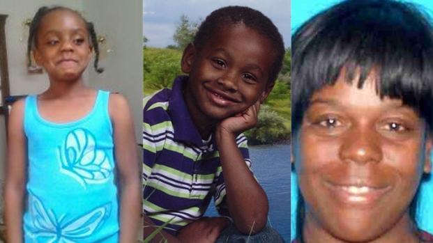 [LA] Mentally Disabled Woman and Two Kids Missing