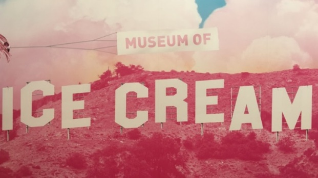 Strawberry Hues, Jimmies & Waffle Cones: Peek Inside LA's Museum of Ice Cream
