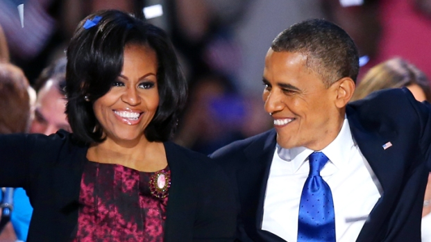 [NY] Obama Thanks Michelle