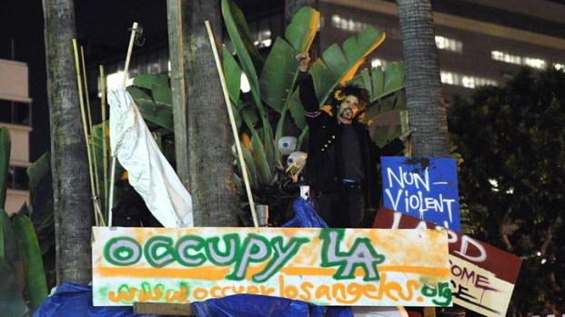 Occupy LA: Eviction Day