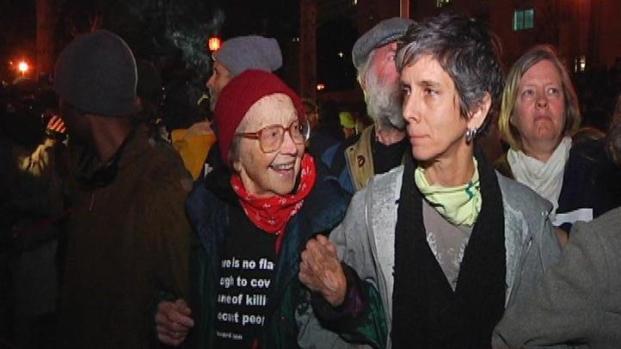 [LA] Final Moments of Occupy LA's City Hall Encampment