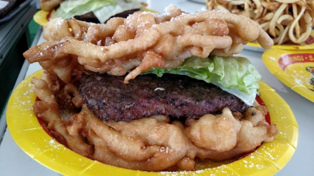 Fried, Chewy, Yum: 2015 OC Fair Foods