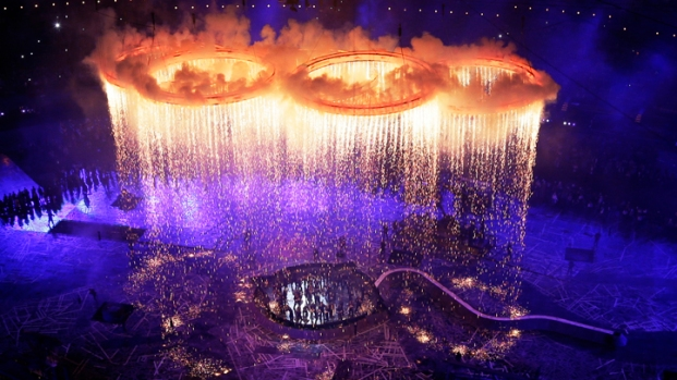 London 2012: Opening Ceremony Extravaganza