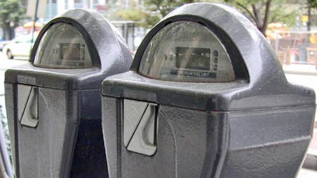 [LA] Parking Tickets Left at Malfunctioning Meters