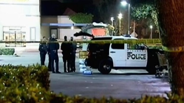 [LA] Pasadena Robbery Victim Becomes Prime Suspect