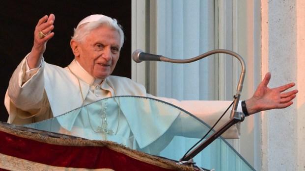 [NATL] Pope Benedict XVI's Papacy in Photos
