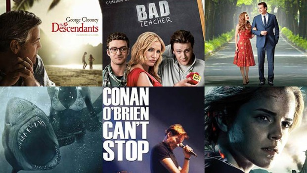 "Posters for ""Harry Potter,"" ""Breaking Dawn,"" Shark Night 3D"" & More"