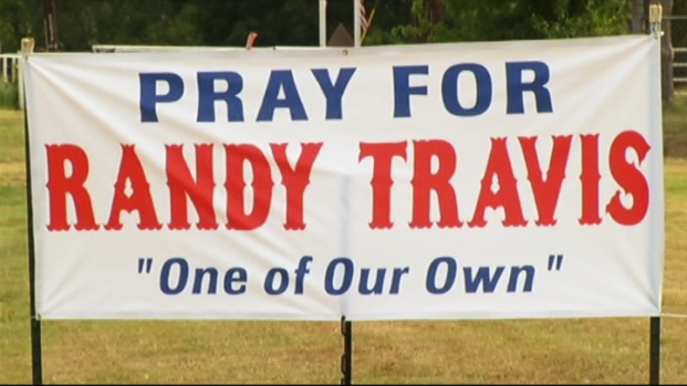 [DFW] Town of Tioga Rooting for Randy Travis