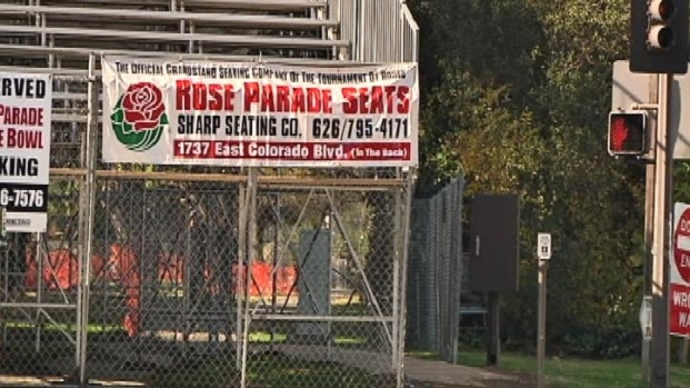 [LA] Rose Parade Safety Tips