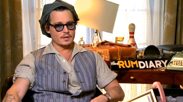 [NATL] Johnny Depp: A Southern Gentleman