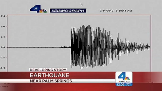 [LA] Magnitude-4.7 Earthquake Rattles SoCal