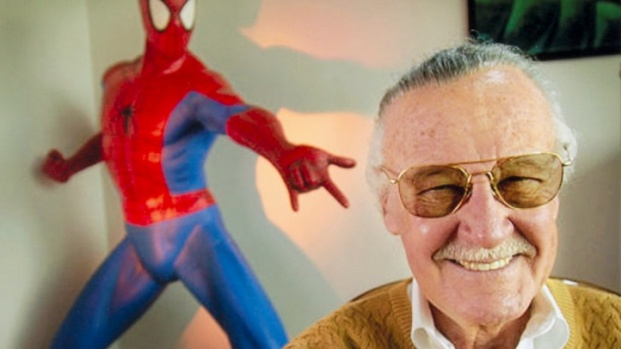 'Rare' Stan Lee Collection Goes to Auction in Beverly Hills